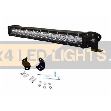 60W-os, 12 LED-es, 4D lencsés alacsony profilú ledsor