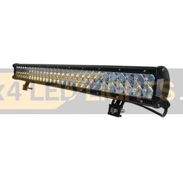 180W-os, 36 LED-es, 4D lencsés ledsor