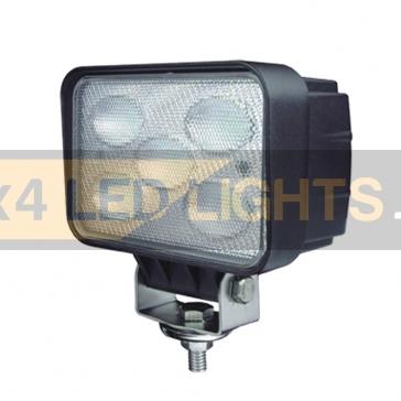 50W-os, 5 LED-es munkalámpa, kiegészítő lámpa