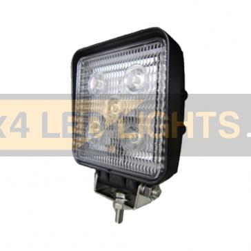 15W-os, 5 LED-es munkalámpa, kiegészítő lámpa