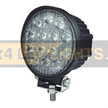 42W-os, 14 LED-es munkalámpa, kiegészítő lámpa