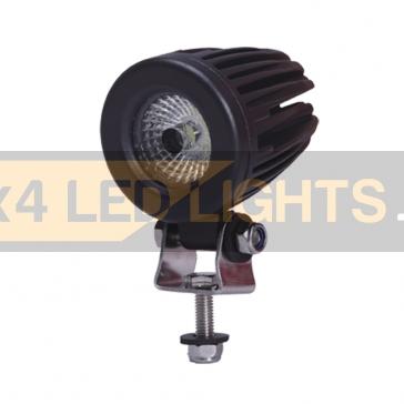 15W-os, 1 LED-es kerek fényszóró, munkalámpa