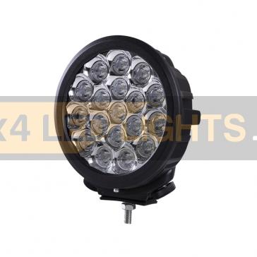 90W-os, 18 LED-es kiegészítő fényszóró