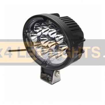 36W-os, 12 LED-es munkalámpa, kiegészítő lámpa