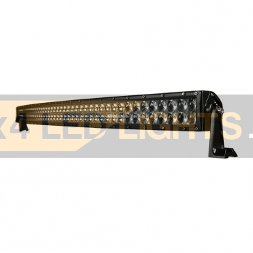 400W-os, 80 LED-es, hajlított 4D lencsés ledsor