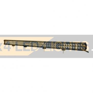 480W-os, 96 LED-es, 4D lencsés ledsor