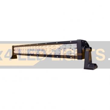 120W-os, 40 LED-es sárga/fehér ledsor