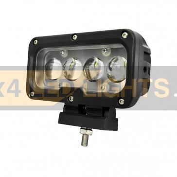 40W-os, 4 LED-es kiegészítő fényszóró