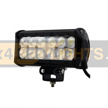 36W-os, 12 LED-es ledsor