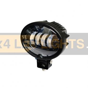 40W-os, 8 LED-es fényszóró, munkalámpa