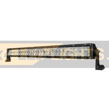 180W-os, 60 Led-es 5D lencsés ledsor