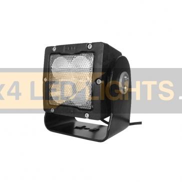 40W-os, 4 LED-es munkalámpa