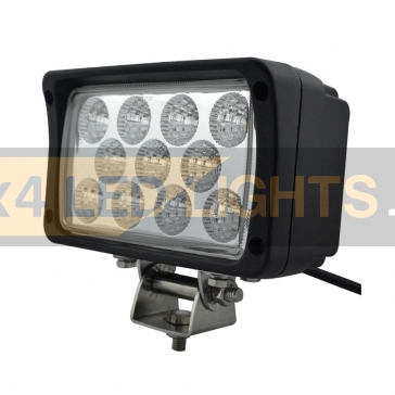 33W-os, 11 LED-es munkalámpa, kiegészítő lámpa