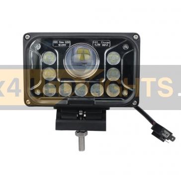 42W-os, 9+1 LED-es kiegészítő fényszóró