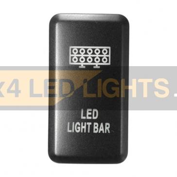 """Kapcsoló On/Off kétállású - """"Led Light Bar"""""""