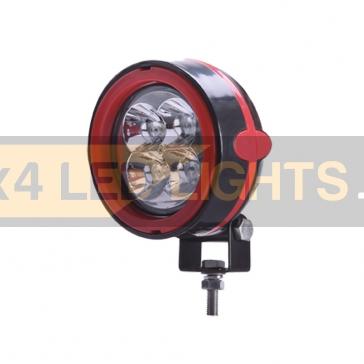12W-os, 4 LED-es fényszóró, munkalámpa
