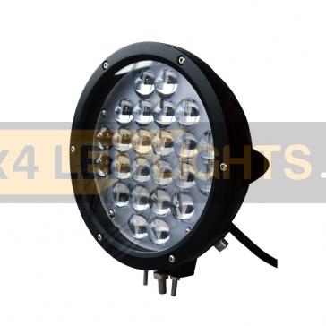 120W-os, 24 LED-es kiegészítő fényszóró
