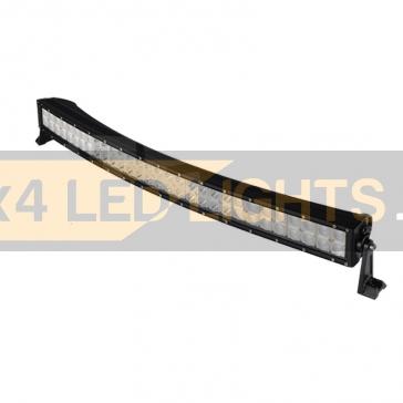 Hajlított 180W-os, 60 LED-es ledsor
