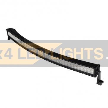 Hajlított 240W-os, 80 LED-es ledsor
