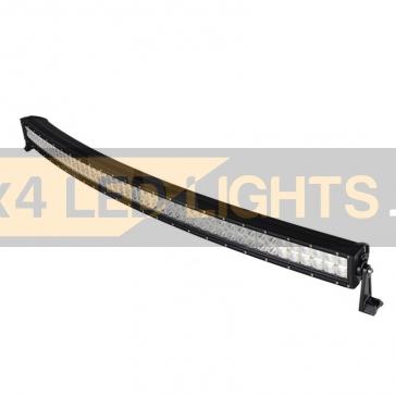 Hajlított 288W-os, 96 LED-es ledsor