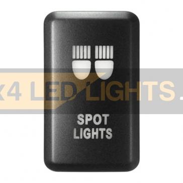 """Kapcsoló On/Off kétállású - """"Spot Lights"""""""