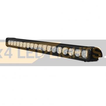 180W-os, 18 LED-es, ledsor