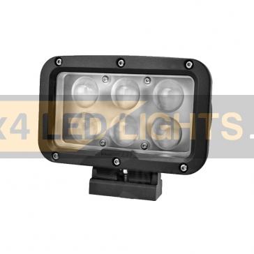 60W-os, 6 LED-es kiegészítő fényszóró