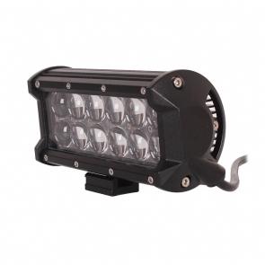 60W-os, 12 LED-es, 4D lencsés ledsor