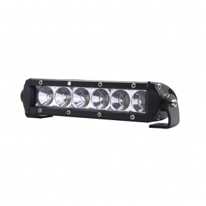 30W-os, 6 LED-es, alacsony profilú ledsor