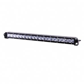 100W-os, 20 LED-es, alacsony profilú ledsor