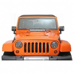"Jeep Wrangler lámpa tartó konzol 22"""