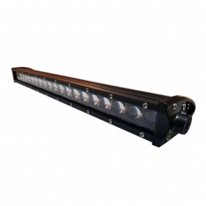 150W-os, 30 LED-es, 4D lencsés alacsony profilú ledsor