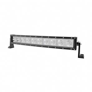 Hajlított 100W-os, 10 LED-es ledsor