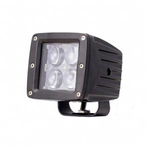 20W-os, 4 LED-es, 4D lencsés kiegészítő fényszóró
